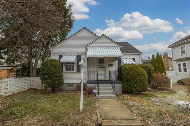 1227 8th Ave, New Brighton, PA 15066 (MLS #1327231) :: Keller Williams Pittsburgh