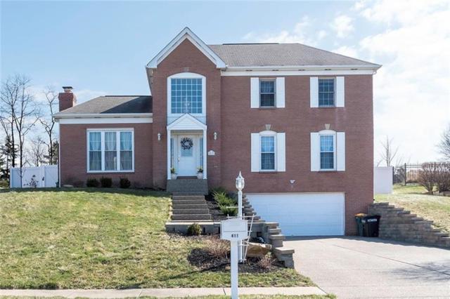 411 Fairborough Ct, Robinson Twp - Nwa, PA 15108 (MLS #1327451) :: Keller Williams Pittsburgh