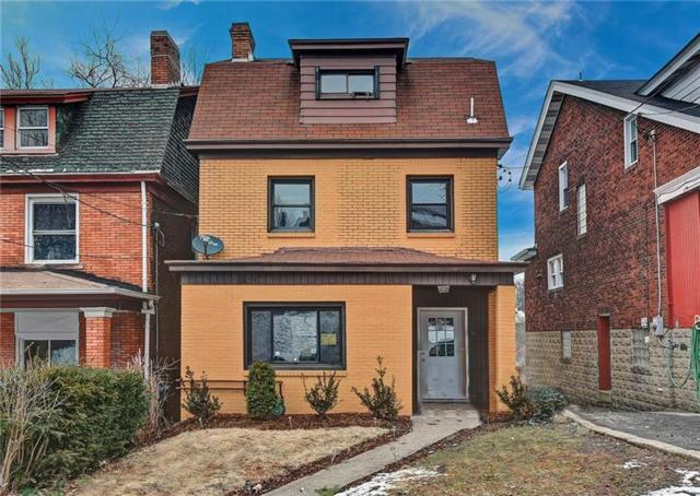 6327 Crombie St, Squirrel Hill, PA 15217 (MLS #1327463) :: Keller Williams Pittsburgh