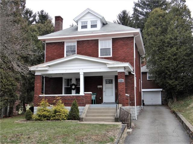 215 Questend Ave, Mt. Lebanon, PA 15228 (MLS #1327569) :: Keller Williams Pittsburgh