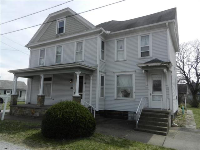 402 W Main Street, New Alexandria, PA 15670 (MLS #1327580) :: Keller Williams Pittsburgh