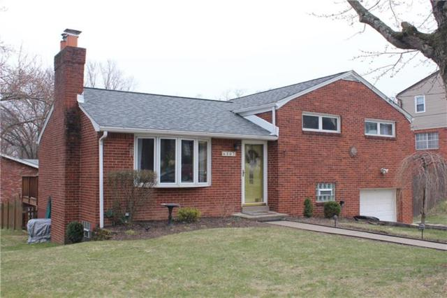 6507 Springvale Dr, South Park, PA 15236 (MLS #1327634) :: Keller Williams Pittsburgh