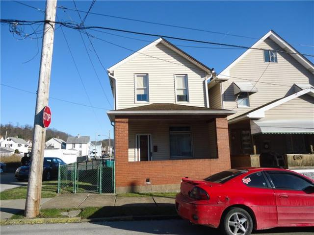 326 27th St, Mckeesport, PA 15132 (MLS #1327642) :: Keller Williams Pittsburgh