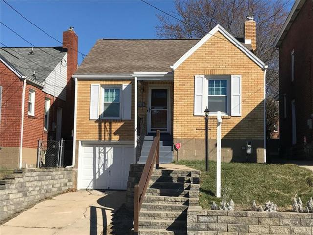 3005 Hazelhurst, Brentwood, PA 15227 (MLS #1327645) :: Keller Williams Pittsburgh