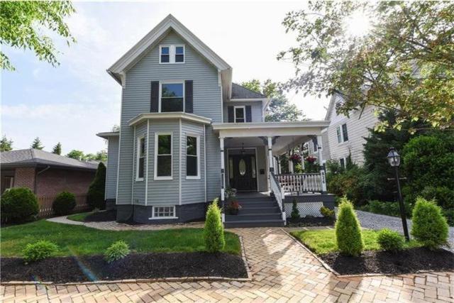 826 Thorn St, Sewickley, PA 15143 (MLS #1330152) :: Keller Williams Realty