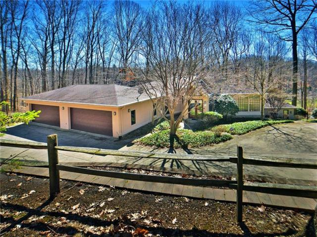 124 Lakeview Dr, Unity  Twp, PA 15601 (MLS #1331198) :: Keller Williams Realty
