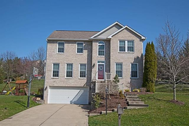 8023 Saddlewood Dr, South Fayette, PA 15017 (MLS #1331502) :: Keller Williams Pittsburgh