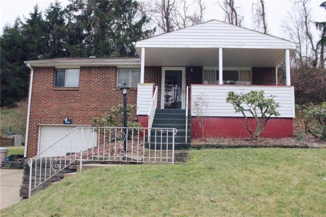408 Marshall Drive, Mckeesport, PA 15132 (MLS #1331874) :: Keller Williams Pittsburgh