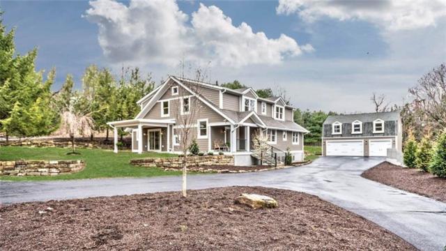 9806 Brant Avenue, Mccandless, PA 15237 (MLS #1332524) :: Keller Williams Realty