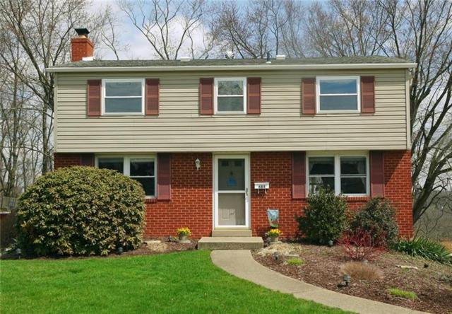 684 Macbeth, Penn Hills, PA 15235 (MLS #1332767) :: Keller Williams Pittsburgh