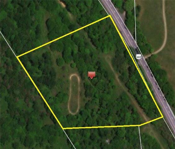 0 Route 422 Hwy E, Pine Twp/Heilwood, PA 15765 (MLS #1332957) :: Keller Williams Realty