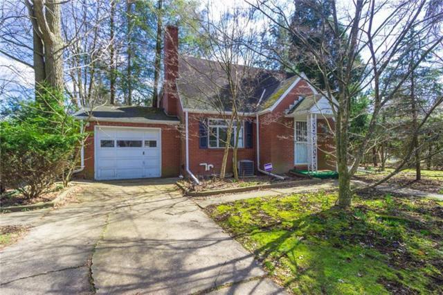316 Shields Lane, Edgeworth, PA 15143 (MLS #1333882) :: Keller Williams Realty