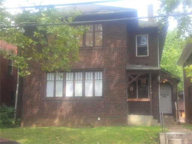 513 Hill Ave, Wilkinsburg, PA 15221 (MLS #1333883) :: Keller Williams Realty
