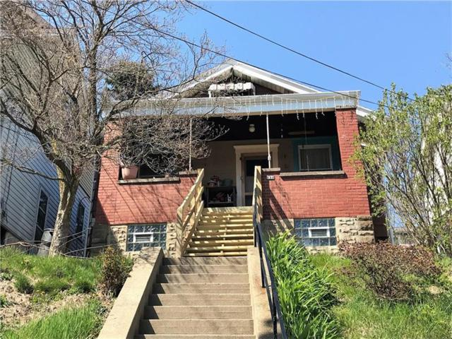 134 Glenmore Ave, West View, PA 15229 (MLS #1334801) :: Keller Williams Pittsburgh