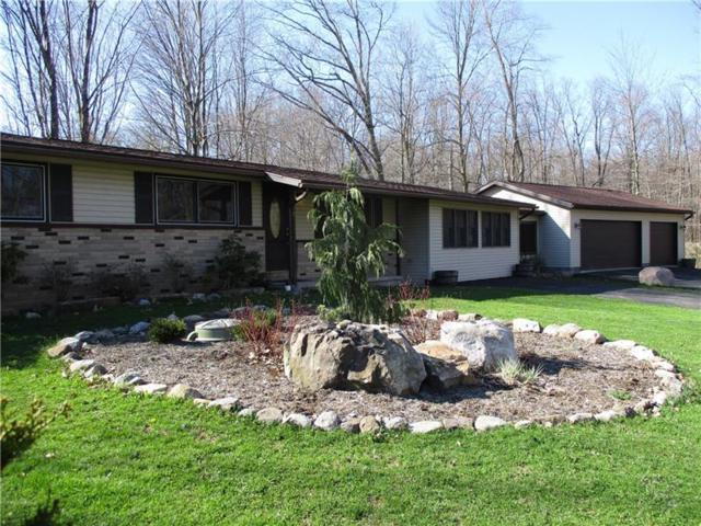 919 Chippewa, Coolspring Twp, PA 16137 (MLS #1334802) :: Keller Williams Pittsburgh