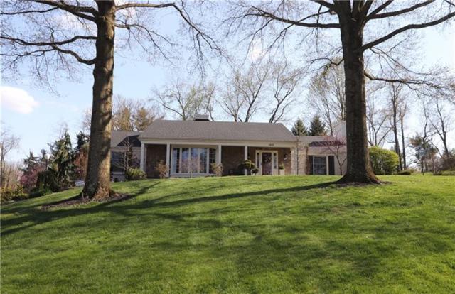 1400 Redfern Drive, Upper St. Clair, PA 15241 (MLS #1335650) :: Keller Williams Realty