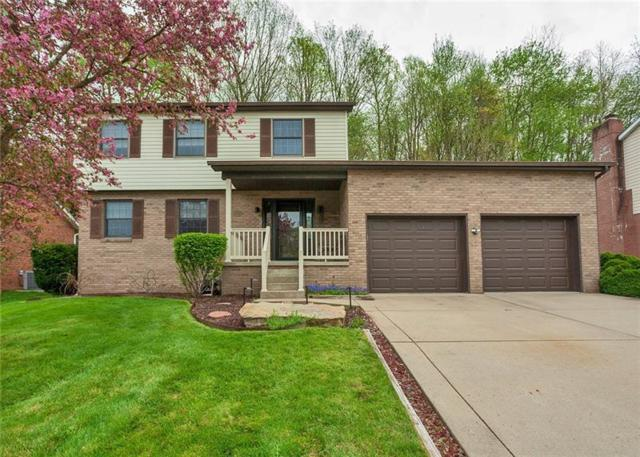 125 Apple Hill Drive, Murrysville, PA 15626 (MLS #1336422) :: Keller Williams Pittsburgh