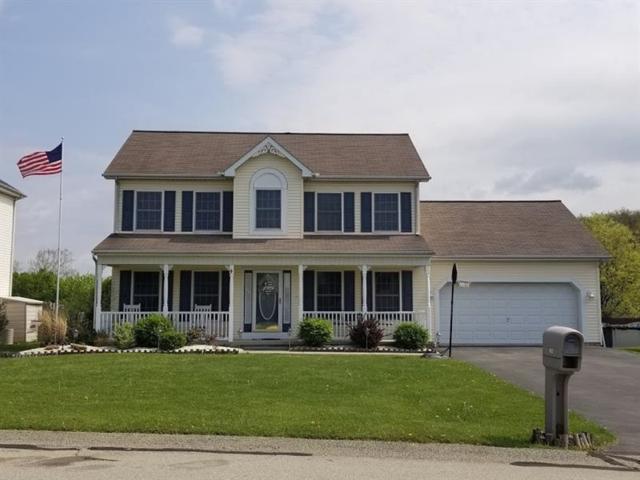 102 Edgewood Drive, New Stanton, PA 15672 (MLS #1336945) :: Keller Williams Pittsburgh