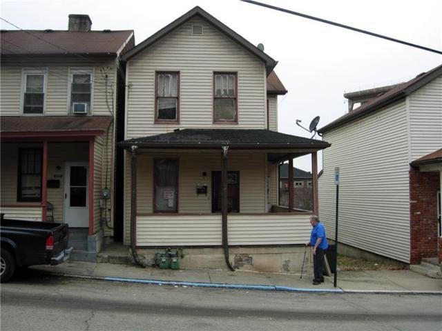 606 Soles Street, Mckeesport, PA 15132 (MLS #1337460) :: Keller Williams Realty