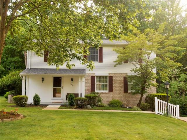 2109 Old Dominion Dr, Monroeville, PA 15146 (MLS #1339031) :: Keller Williams Pittsburgh