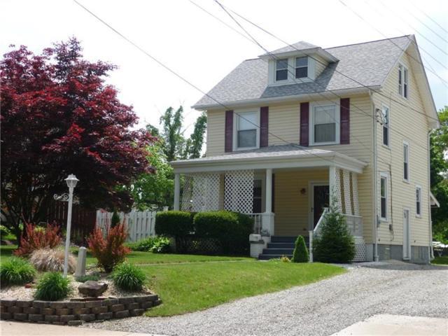 1140 Main Street, Coraopolis, PA 15108 (MLS #1339067) :: Keller Williams Pittsburgh