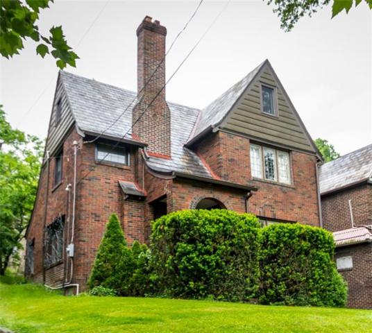 6735 Wilkins Avenue, Squirrel Hill, PA 15217 (MLS #1339323) :: Keller Williams Pittsburgh