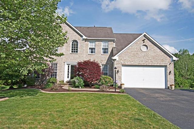 225 Foxburg Drive, Robinson Twp - Nwa, PA 15205 (MLS #1339362) :: Keller Williams Pittsburgh