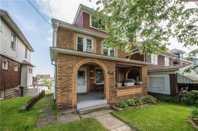717 Bayridge Avenue, Brookline, PA 15226 (MLS #1339622) :: Keller Williams Pittsburgh