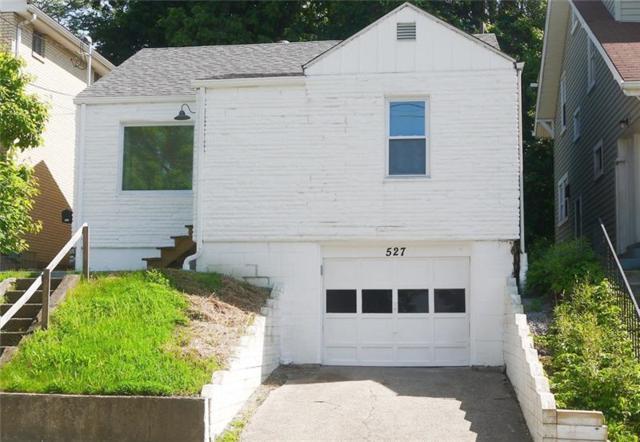 527 Bank St, Sewickley, PA 15143 (MLS #1339651) :: Keller Williams Pittsburgh