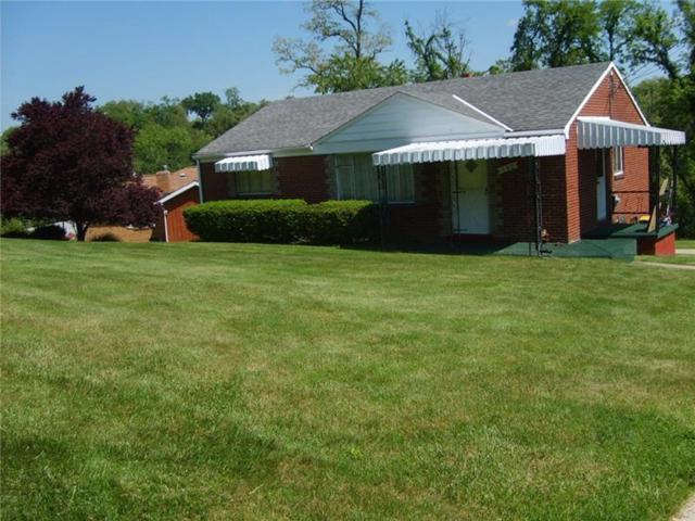 182 Pinewood Drive, Bridgeville, PA 15017 (MLS #1339663) :: Keller Williams Pittsburgh