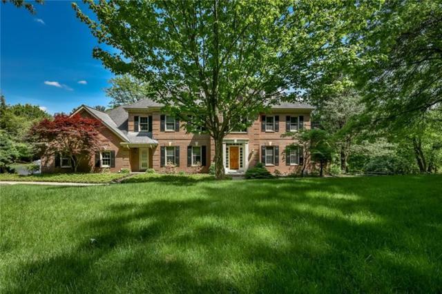 606 Whispering Pines Dr, Fox Chapel, PA 15238 (MLS #1339747) :: Keller Williams Realty