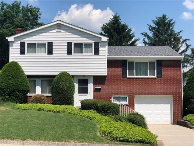 508 Macbeth Drive, Penn Hills, PA 15235 (MLS #1341514) :: Keller Williams Realty