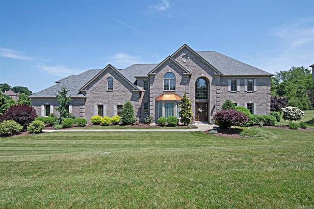 234 East Edgewood Drive, Peters Twp, PA 15317 (MLS #1342185) :: Keller Williams Realty