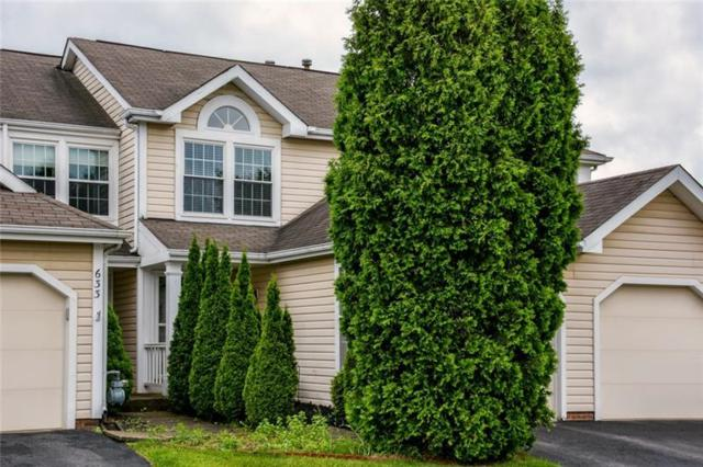 635 Sarah Court, Cranberry Twp, PA 16066 (MLS #1343840) :: Keller Williams Realty