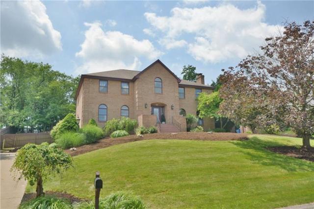 163 Druid Drive, Peters Twp, PA 15317 (MLS #1344127) :: Keller Williams Pittsburgh