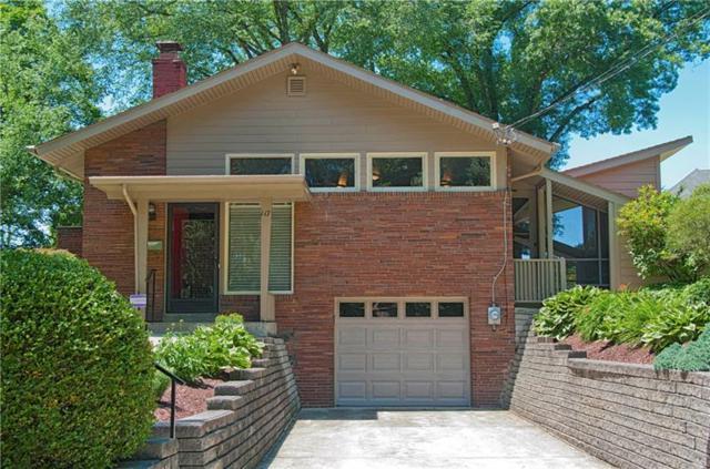 117 Lamar  Rd, Upper St. Clair, PA 15241 (MLS #1344235) :: Keller Williams Realty