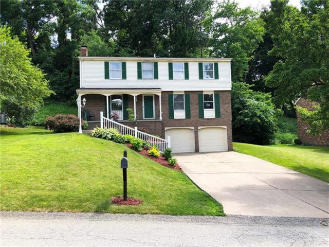 1313 Manor Drive, Upper St. Clair, PA 15241 (MLS #1344365) :: Keller Williams Realty