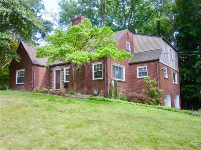 3329 Comanche Road, Upper St. Clair, PA 15241 (MLS #1346133) :: Keller Williams Pittsburgh