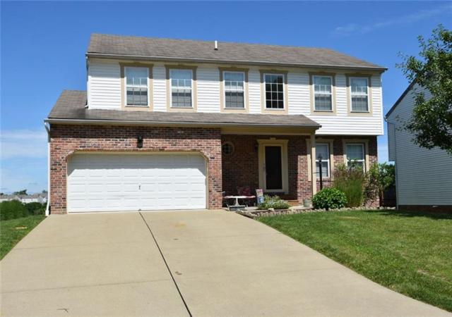 1321 Lucia Dr, Canonsburg, PA 15317 (MLS #1346790) :: Keller Williams Pittsburgh