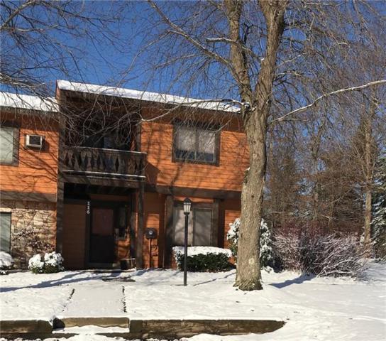116 Swiss Mountain, Seven Springs Resort, PA 15622 (MLS #1347722) :: Keller Williams Pittsburgh