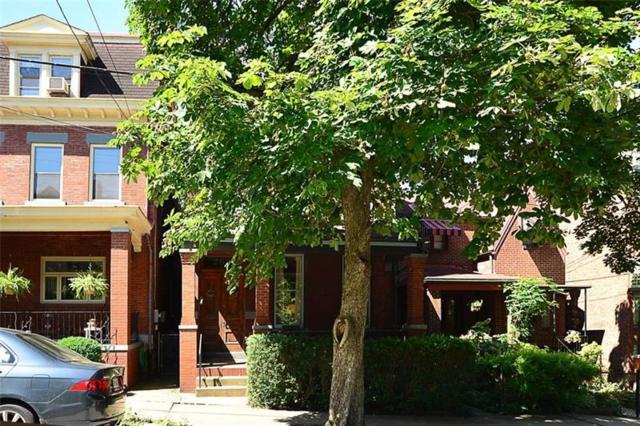 260 Fisk Street, Lawrenceville, PA 15201 (MLS #1349317) :: Keller Williams Pittsburgh