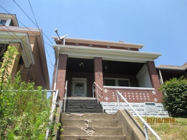 311 W 12th Ave, Homestead, PA 15120 (MLS #1349443) :: Keller Williams Pittsburgh