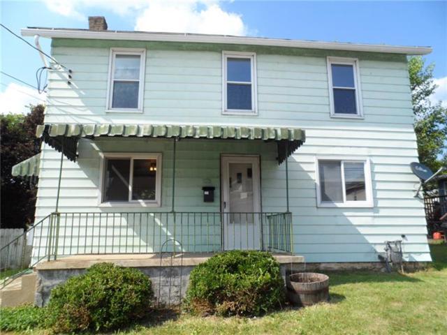 621 George Street, City Of Greensburg, PA 15601 (MLS #1349553) :: Keller Williams Pittsburgh