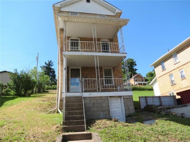 407 Third St, Marianna Boro, PA 15345 (MLS #1349668) :: Keller Williams Pittsburgh