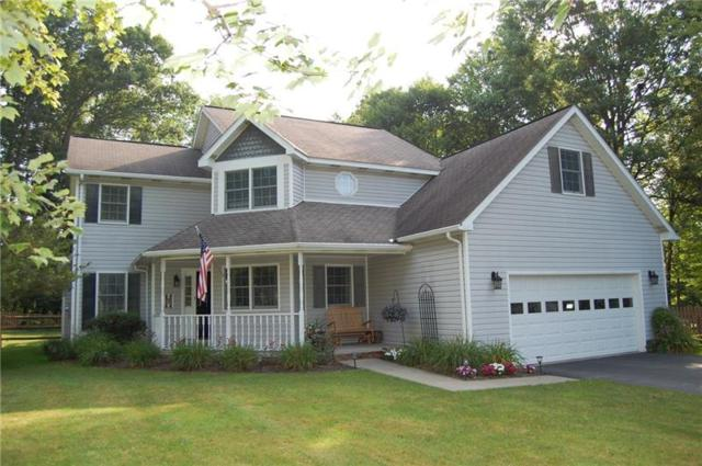 43 Forest Glen Drive, Pine Twp - Mer, PA 16127 (MLS #1349729) :: Keller Williams Pittsburgh