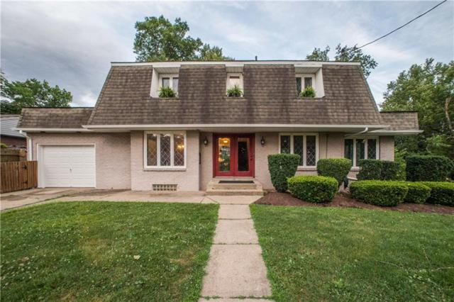 200 Cherokee, Upper St. Clair, PA 15241 (MLS #1350401) :: Keller Williams Pittsburgh