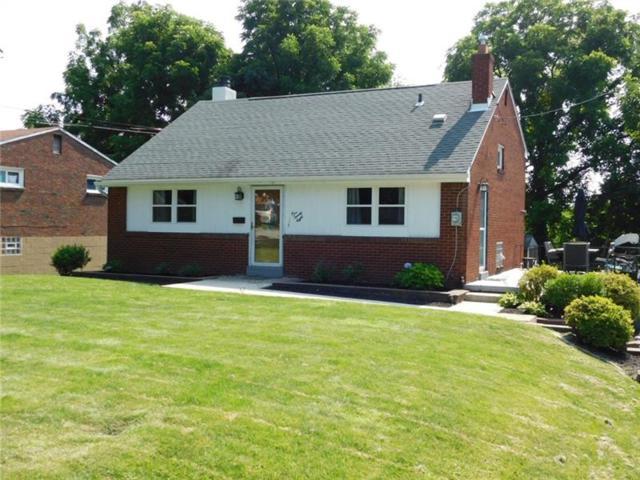 528 Fieldstone, Monroeville, PA 15146 (MLS #1350635) :: Keller Williams Pittsburgh