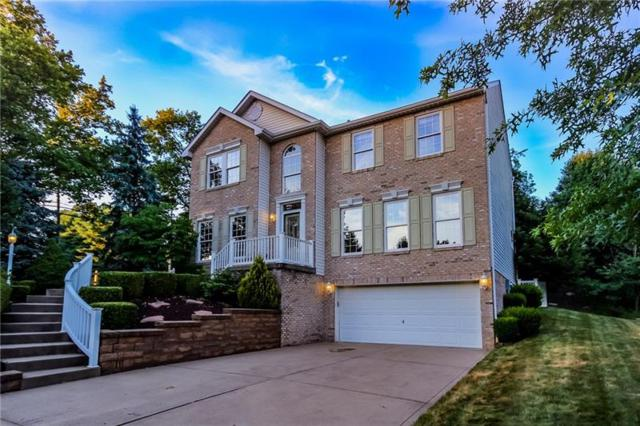 8001 Saddlewood Drive, South Fayette, PA 15017 (MLS #1350651) :: Keller Williams Pittsburgh
