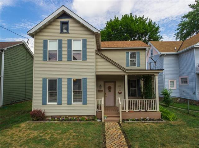 346 Park St, Beaver, PA 15009 (MLS #1351767) :: REMAX Advanced, REALTORS®