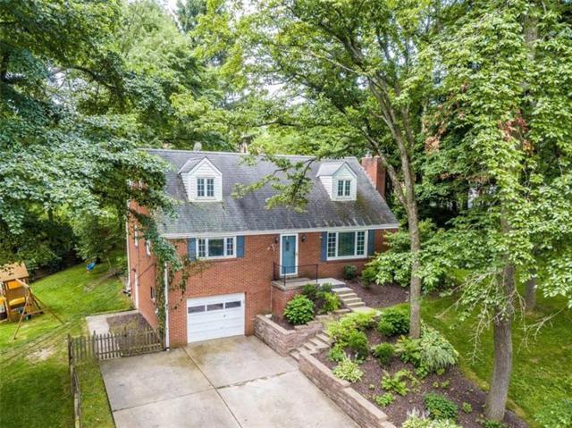 229 Brookside Blvd, Upper St. Clair, PA 15241 (MLS #1352141) :: Keller Williams Realty